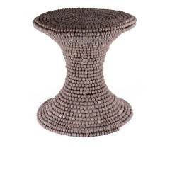 Mud Beaded Stool