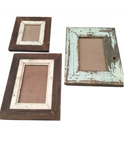 Recycled Wooden Frames